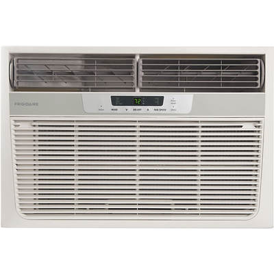 Frigidaire 8,000 BTU Window Air Conditioner with Supplemental Heat Pump