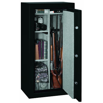 Stack-On 24-Gun Fire Safe with Electronic Lock
