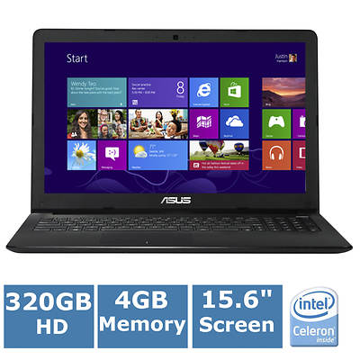ASUS X502CA-RB01 Laptop, 1.5GHz Intel Celeron 1007U Processor