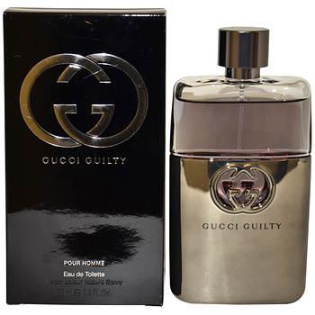 Gucci 3 oz.Gucci Guilty Pour Homme Eau De Toilette Spray