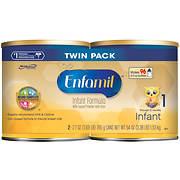 Enfamil Premium Powder Infant Formula, 2 pk./27 oz.