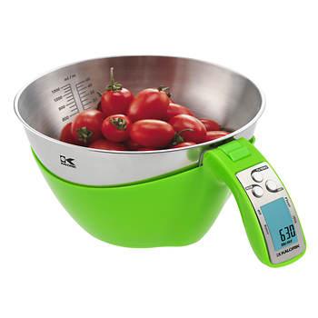 Kalorik iSense Food Scale - Lime Green