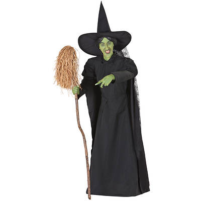 Life-Size Talking Wicked Witch of the West
