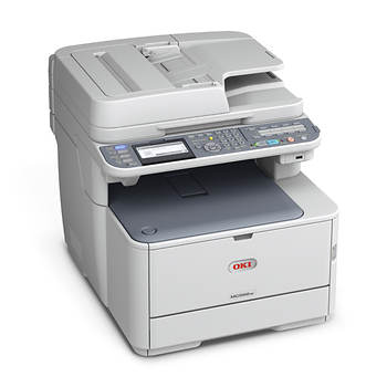 OKI MC562w Color Multifunction Printer