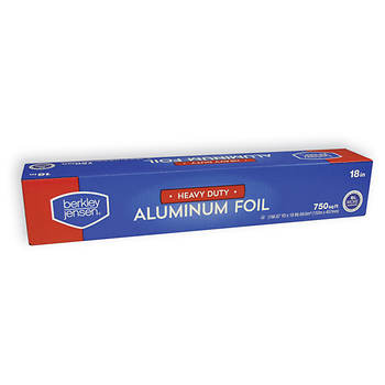 Berkley Jensen Heavy-Duty Aluminum Foil, 500 sq. ft.