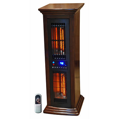 LifeSmart 3-In-1 Infrared Tower Heater