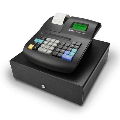 Royal 240dx Cash Management System