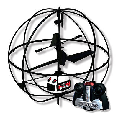 BladeRunner Radio Controlled Helisphere with Infrared LEDs