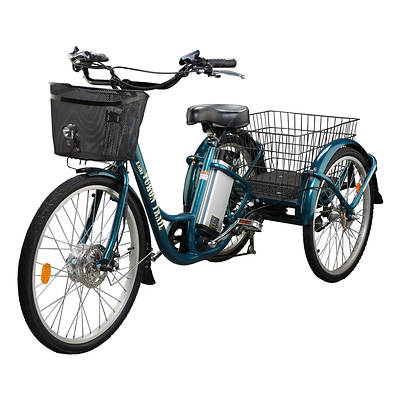 Yukon Trail E Trike Electric Bicycle