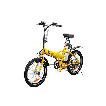 Yukon Trail E Fold Electric Bicycle