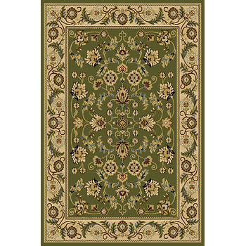 Interval Cathedral Rug - Green