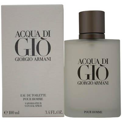 Giorgio Armani Acqua Di Gio 3.4 Oz. Eau De Toilette Spray