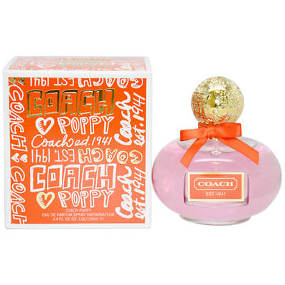 Coach Poppy 3.4 Oz. Eau De Perfume Spray