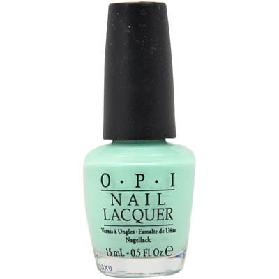 OPI Nail Lacquer B44 Gargantuan Green Grape 0.5 Oz. Nail Polish