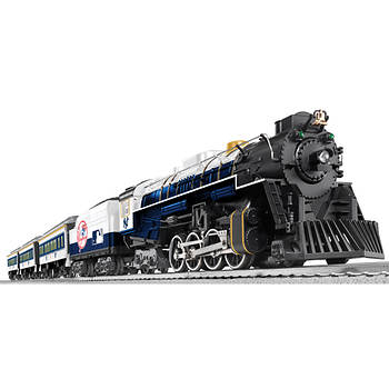 Lionel New York Yankees Express O Gauge Remote Control Train Set
