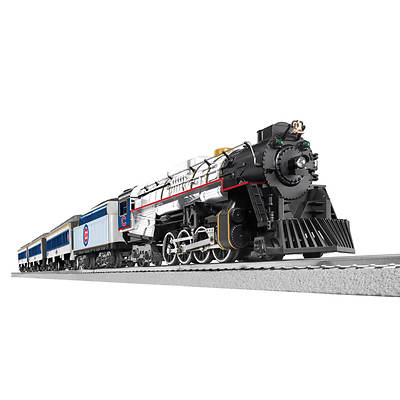 Lionel Chicago Cubs Express O-Gauge Remote Control Train Set