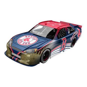 Lionel Racing NASCAR Collectibles MLB Boston Red Sox Officially Licensed 1:24 Scale Die-Cast Car