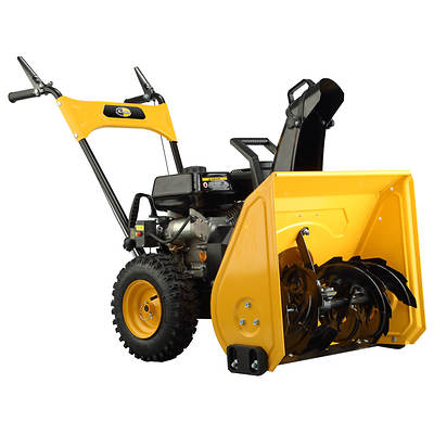 "All-Power America 24"" 6.5 hp Self-Propelled Snow Blower"