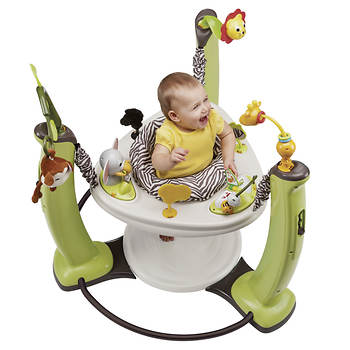 Evenflo Jump & Learn Exersaucer - Jungle Quest
