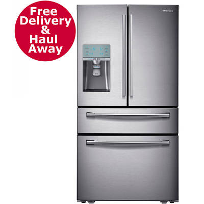 Samsung 31-Cu. Ft. French Door Refrigerator with FlexZone Temperature Zone and SodaStream Technology - Stainless Steel