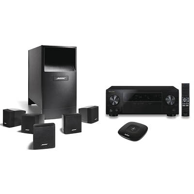 Bose AM6 5.1 Home Theater with Bluetooth Connectivity