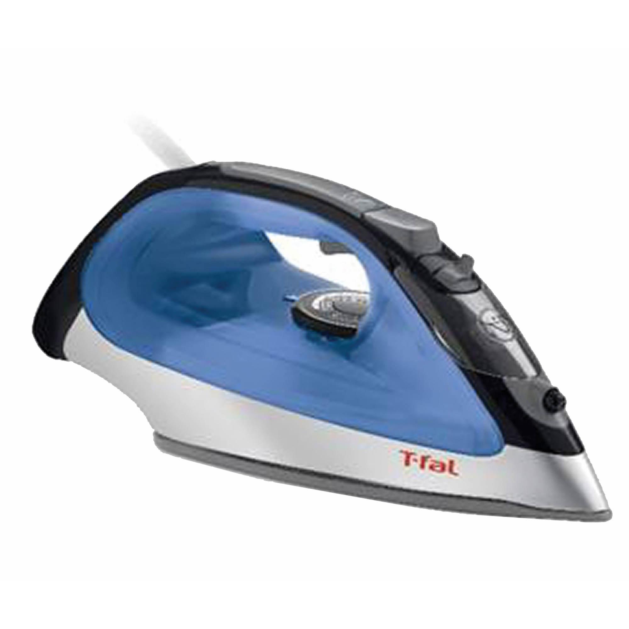 T-fal FV4494UO Ultraglide EasyCord Iron (Deep Blue)