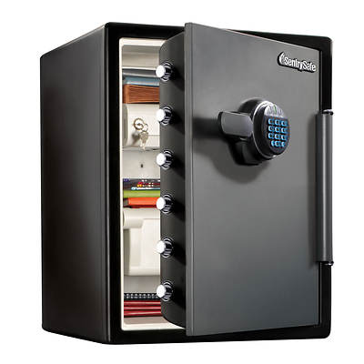 SentrySafe 2-Cu. Ft. Water-Resistant Fire Safe