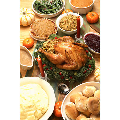 Holiday Turkey Dinner Kit