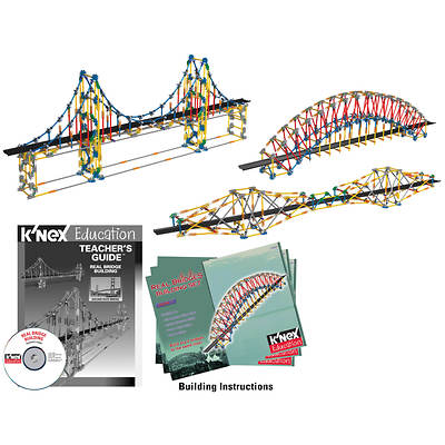 K'NEX Education Real Bridge Building