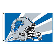 Annin 3' x 5' Detroit Lions Flag