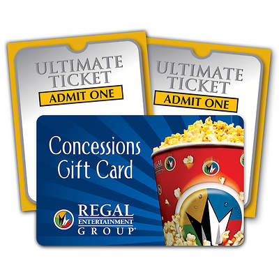 Regal Entertainment Group Ultimate Movie Pack