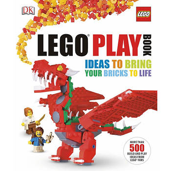Lego Play Book by Daniel Lipkowitz
