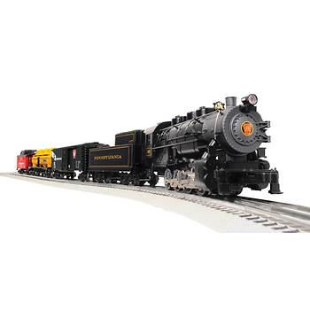 Lionel Pennsylvania Flyer Ready-to-Run O Gauge Train Set with Bonus Track