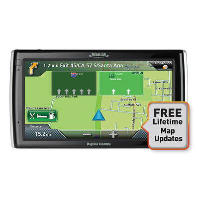 "Magellan RoadMate RM9200-LM 7"" GPS with Lifetime Updates"