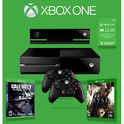 Xbox One Ryse: Son of Rome and Call of Duty: Ghosts Bundle (Xbox One)