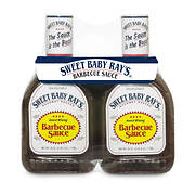 Sweet Baby Ray's Barbecue Sauce, 2 pk./40 oz.