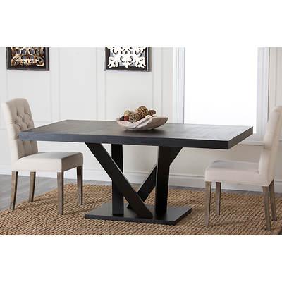 Abbyson Living Cosmo Dining Table - Espresso