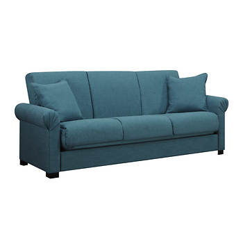 Handy Living Rio Convert-a-Couch - Blue