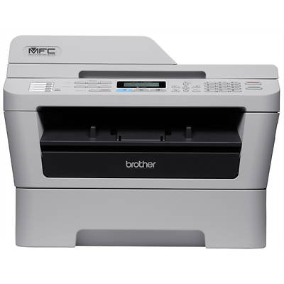 Brother MFC-7365DN Compact Laser All-in-One with Duplex Printing and Networking