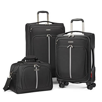 Samsonite Lite 3.0 3-Piece Luggage Set - Black
