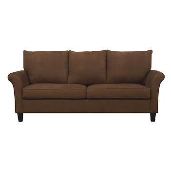 Handy Living SoFast Sofa - Brown