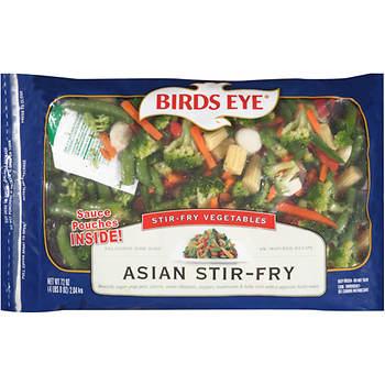 Birds Eye Asian Stir Fry, 6 pk./72 oz.