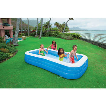 "Intex 120"" x 72"" x 22"" Swim Center Family Pool"
