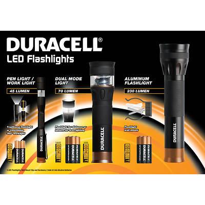 Duracell LED Flashlights, 3-Pk