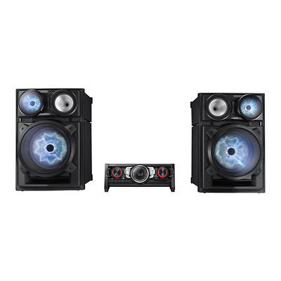 Samsung MX-HS9000 2.2 Channel 3400 Watt Bluetooth Giga System