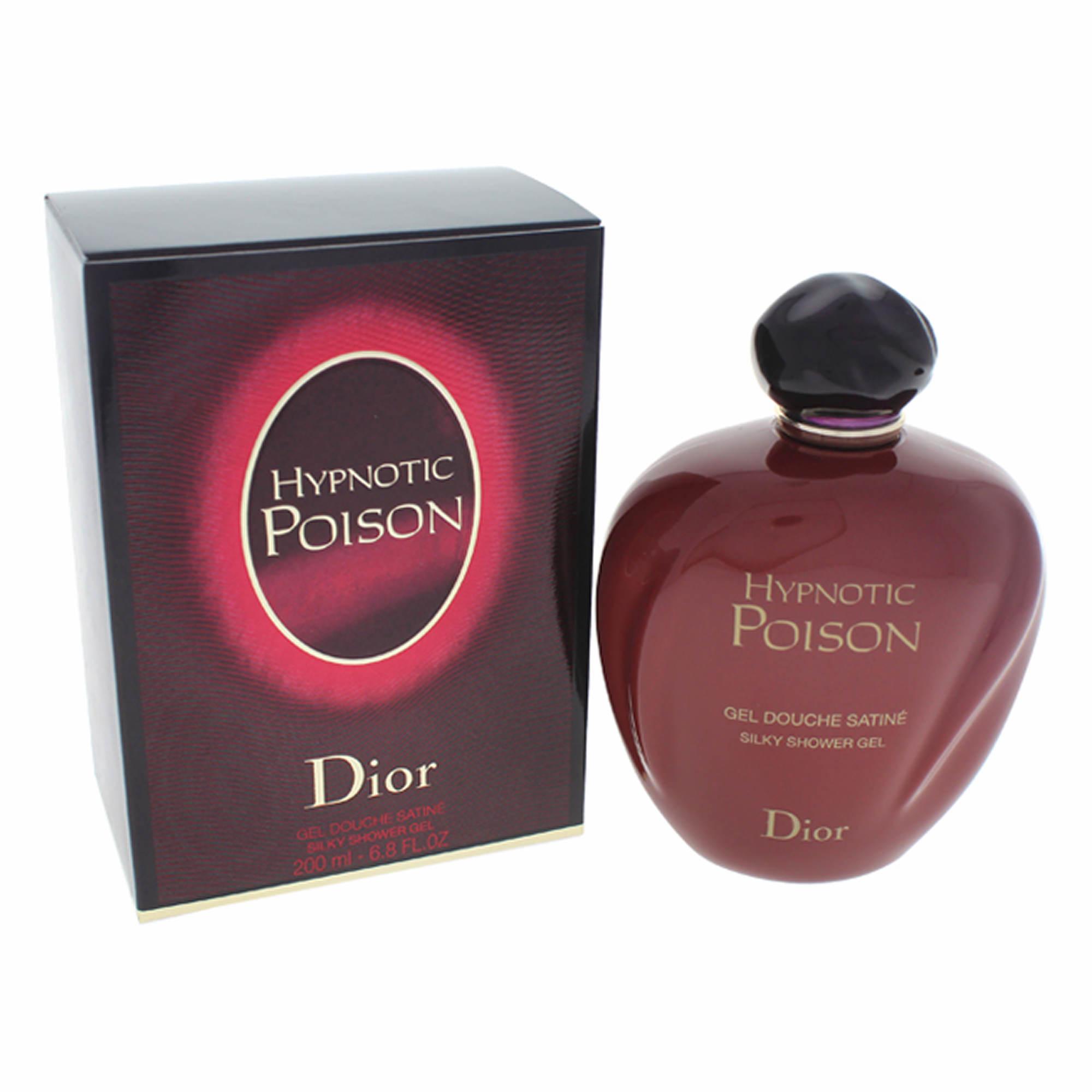 christian dior hypnotic poison shower gel 6 8 oz bj 39 s. Black Bedroom Furniture Sets. Home Design Ideas