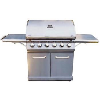 MasterCook 6-Burner Gas Grill