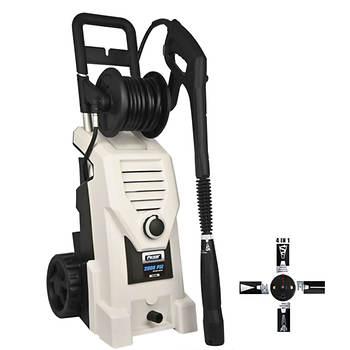 Pulsar 2,000psi 1.6gpm Portable Electric Pressure Washer