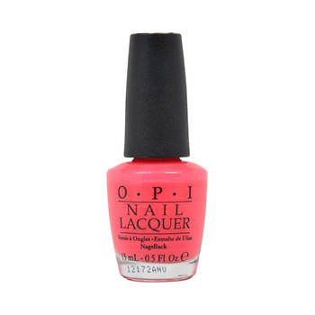 OPI Nail Lacquer B77 Feelin' Hot-Hot-Hot! 0.5 oz.Nail Polish
