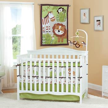 Summer Infant 4-Pc. Nursery Set - Jungle Buddies